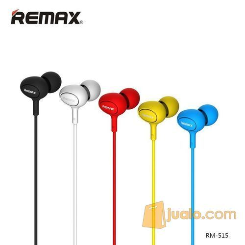 Remax RM-515 Headphone (8530865) di Kota Medan
