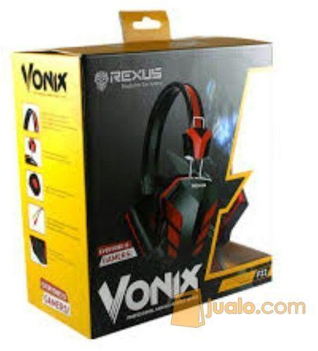 Headset Gamers Rexus Vonix F22 (8530925) di Kota Medan
