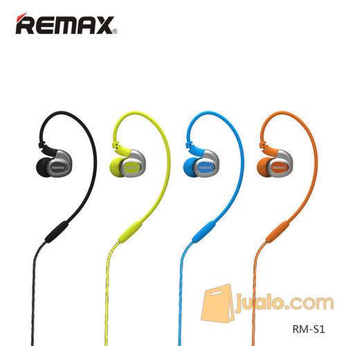 Remax S1 Dynamic Headphone (8530977) di Kota Medan