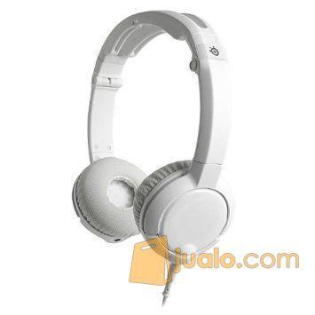 Steelseries Flux Headset White (8540779) di Kota Jakarta Barat