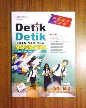 Paket Detik Detik Ujian Nasional Smp Mts 2016 2017 Kunci Jawaban Semarang Jualo