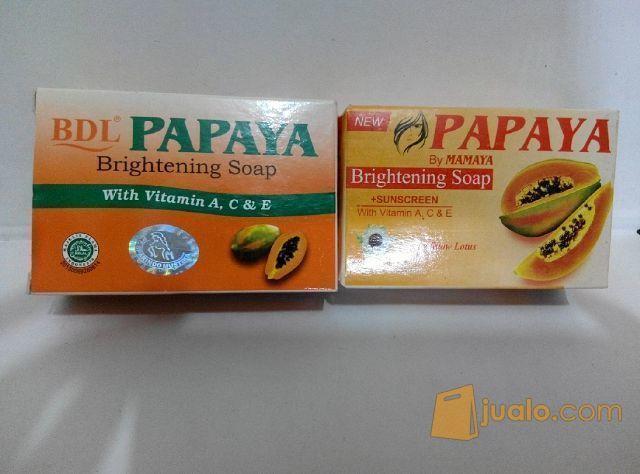 Sabun Untuk Kulit Wajah Papaya Rdl Bdl Yogyakarta Jualo