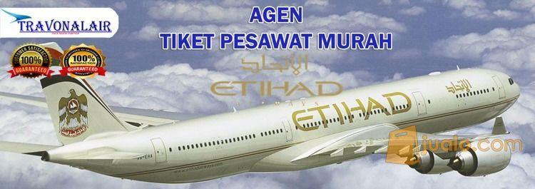 Tiket Pesawat Murah Etihad Airways Penerbangan Internasional Sorong Jualo