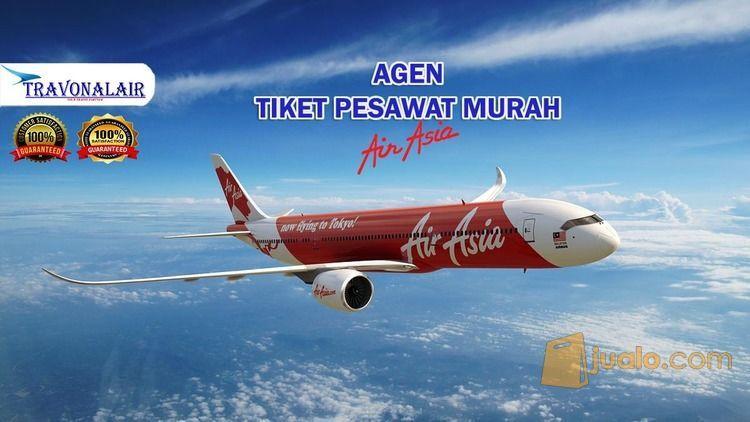 Tiket Pesawat Murah Airasia Penerbangan Domestik Internasional Sorong Jualo