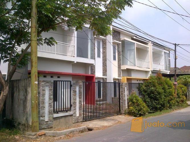 """Town House Ready Stock Tipe 120 Dua Lantai Siap Huni Di Perumahan """"Golden Estate"""" Kenten ( Rumah Sudah Dibangun ) Ready Stock (8686531) di Kota Palembang"""