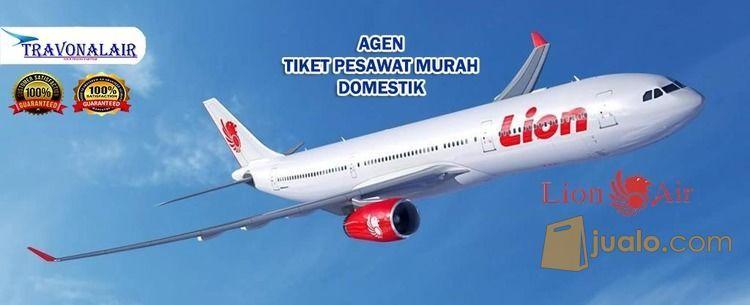 Tiket Pesawat Murah Lion Air Penerbangan Domestik Sorong Jualo