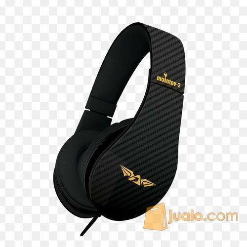Armaggeddon Gaming Headset Molotov-3 (8785403) di Kota Jakarta Barat