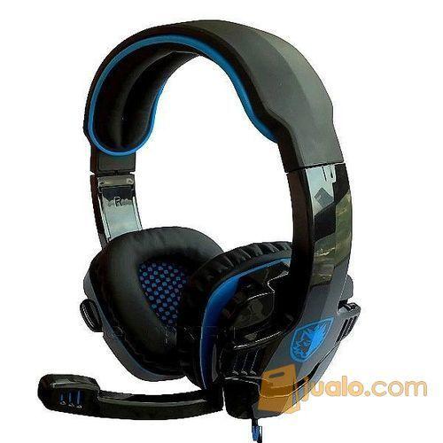 Sades Headset Gaming SA 708 (8785669) di Kota Jakarta Barat