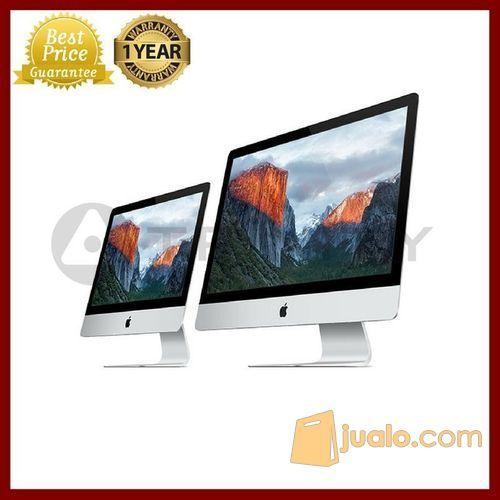 """GARANSI RESMI APPLE 1 TAHUN iMac MK442 - 21.5""""/2.8GHz quad core i5 (8791783) di Kota Bandung"""