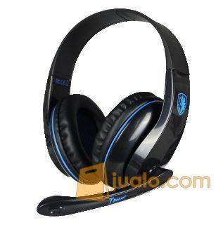 Sades SA701 T-Power Headphone / Headseat Gaming / Game Tpower (8822669) di Kota Depok