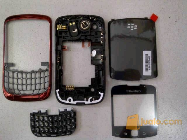 CASSING BLACKBERRY GEMINI 3G 9300 FULLSET ORISINIL (8823405) di Kab. Fak Fak