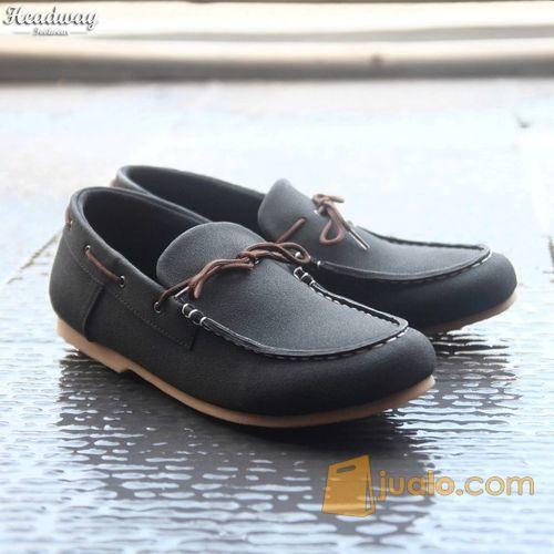 Sepatu Casual sepatu kerja sepatu jalan  sepatu boot pria cowok ~ HW03 (8847651) di Kota Bandung