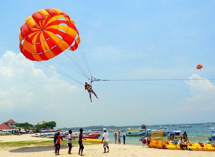 Paket Wisata Pantai Tanjung Benoa Bali (8891011) di Kota Surabaya