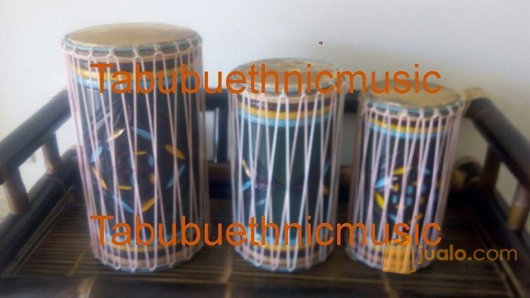Dundun set tambur ku alat musik drum perkusi 8974177