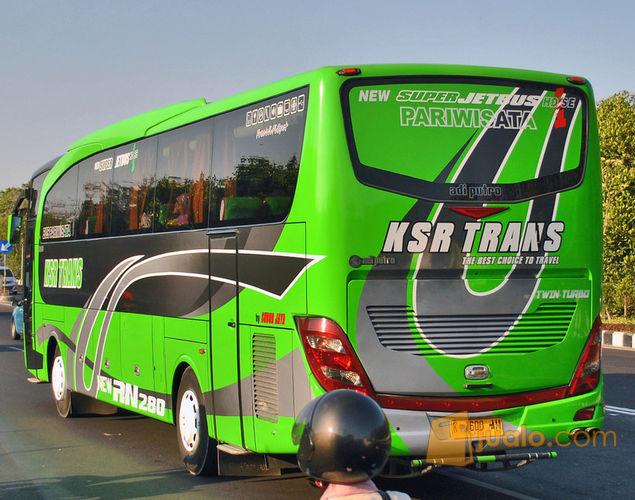 Sewa Bus Pariwisata PO. KSR Trans Surabaya (8975411) di Kota Surabaya