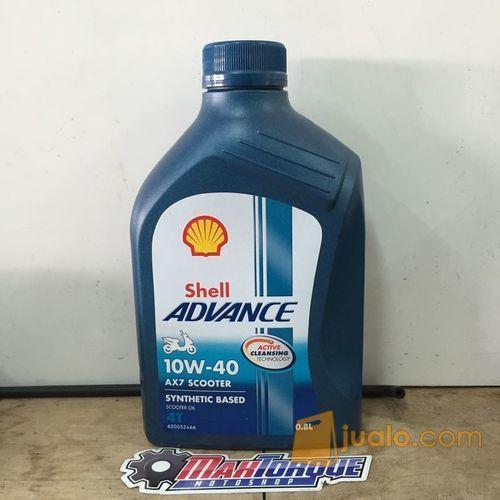 Oli Shell Advance AX7 Matic (9276061) di Kota Jakarta Barat