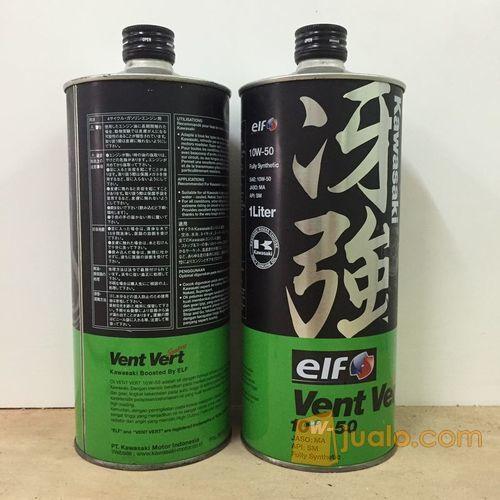 Oli Elf Vent Vert Kawasaki Premium (9276207) di Kota Jakarta Barat