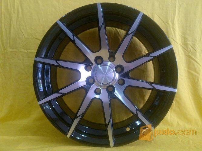 Velg Mobil EQUAL 6037 HSR Ring 16x7 Pcd 4x100/4x114.3 ET40 BMF (9278949) di Kota Jakarta Selatan