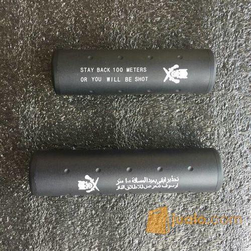 Silencer HKmade 11cm / 14cm drat CW CCW (9346117) di Kota Surabaya