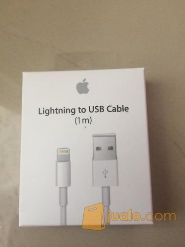 Original Apple Lightning USB Cable (9382585) di Kota Bekasi