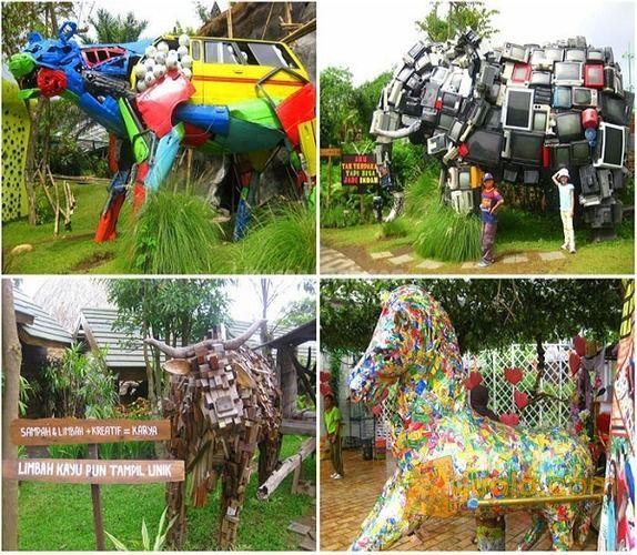 Paket Wisata Kaget 1 ( Jatim Park 1 & Ecco Green Park ) (9405109) di Kota Surabaya
