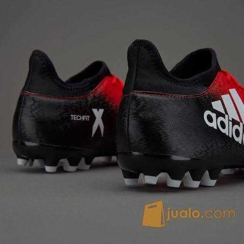 tolerancia borde Pescador  Sepatu Futsal Adidas X 16.3 AG Red White Black | Kab. Banyumas | Jualo