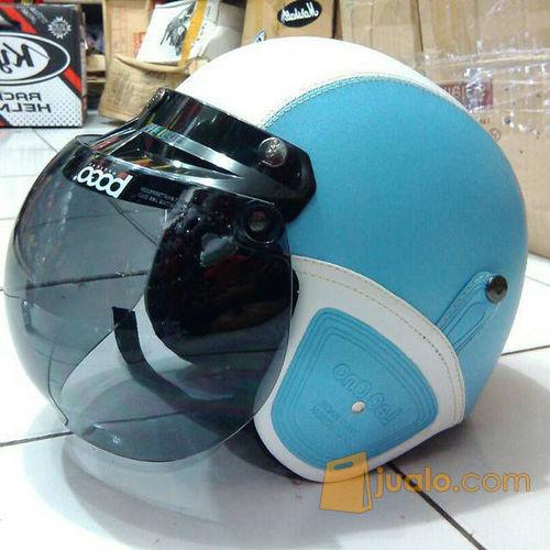 helm bogo retro klasi helm 9493099