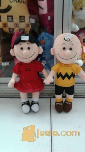 Boneka Karakter Anak Kecil Laki Perempuan Tokoh Serial Film Kartun Animasi Snoopy And The Peanuts Gang Boy And Girl Sni New Murah Realpict Lucu Jakarta Selatan Jualo