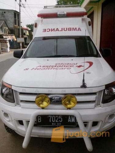 Mobil Ambulance Perkotaan 2017 (9816953) di Kota Bekasi