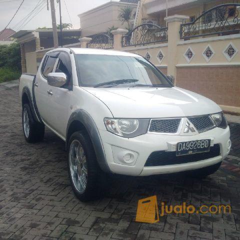 Mitsubishi Strada Triton GLS 2012 Putih (9896027) di Kota Surabaya