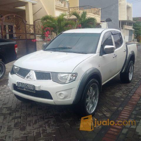 Mitsubishi Strada Triton GLS 2012 Putih (9896031) di Kota Surabaya