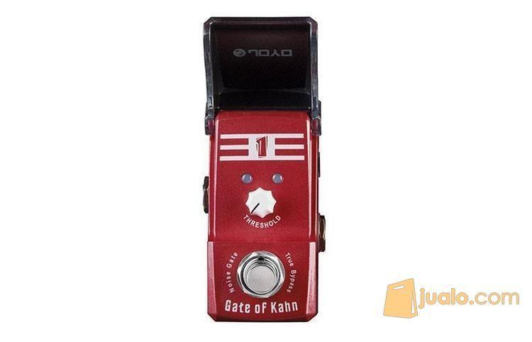 FX gitar Joyo Ironman Gate Of Kahn ( Noise Gate ) Murah Di Bandung (9904847) di Kota Bandung