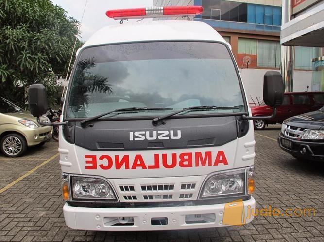Karoseri modifikasi ambulance Isuzu Elf (9909127) di Kab. Aceh Barat Daya