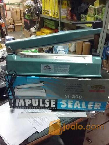 Alat Press Plastik Body Besi / Impulse Sealer Doobie Leopards 30 cm (9936145) di Kota Jakarta Barat