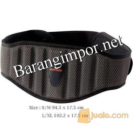 Sabuk Angkat Beban / Weight Lifting Belt KETTLER Original (9938705) di Kota Jakarta Barat