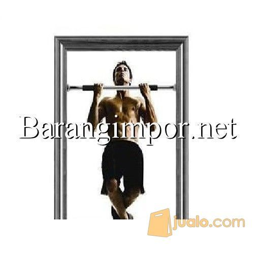 Pull Up Bar/Iron Gym/Door chinning bar Original Kettler (9939149) di Kota Jakarta Barat