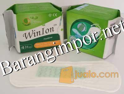 Pembalut WinIon Pantyliner / Anion Winalit / embalu / akaia / elana (9939183) di Kota Jakarta Barat