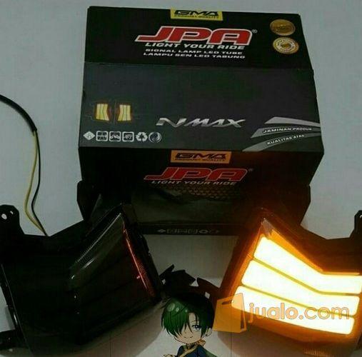 Lampu sein depan nmax motor dan sekuter aksesoris motor 9940495