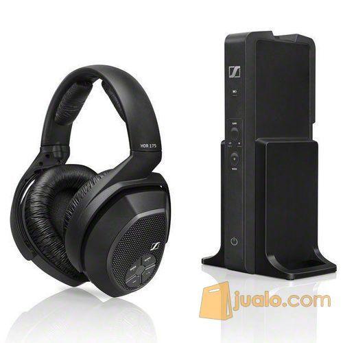 Sennheiser RS 175 Wireless Headphones Home Audio (9948495) di Kota Jakarta Barat