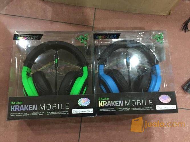 Razer Kraken Mobile Neon Series (9949575) di Kota Jakarta Barat
