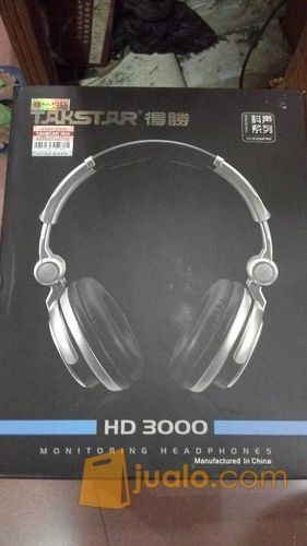 Takstar HD 3000 Profesional Monitoring Headphones (9949799) di Kota Jakarta Barat
