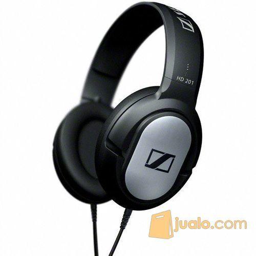 Sennheiser HD 201 Over Ear Headphones (9950583) di Kota Jakarta Barat