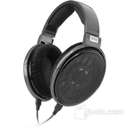 Sennheiser HD 650 High Quality Headphones Around Ear Audio Surround (9950647) di Kota Jakarta Barat