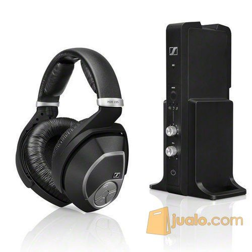 Sennheiser RS 195 Audiophile Headphones Wireless Home Audio & TV (9950869) di Kota Jakarta Barat