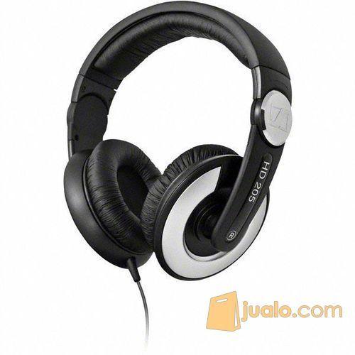 Sennheiser HD 205 II DJ Headphones (9952921) di Kota Jakarta Barat