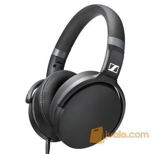 Sennheiser HD 4.30i Black-Headphones Headset Over Ear For IOS Device (9953443) di Kota Jakarta Barat