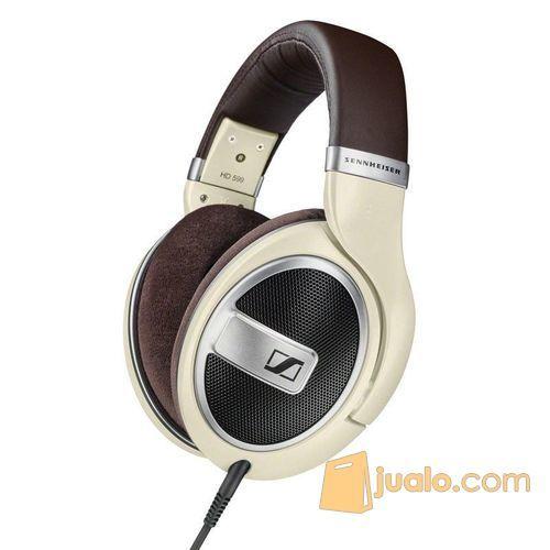 Sennheiser HD 599 High End Headphones Around Ear (9953449) di Kota Jakarta Barat