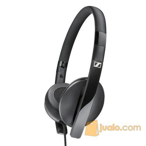 Sennheiser HD 2.20s Headphones On Ear with mic (9953703) di Kota Jakarta Barat