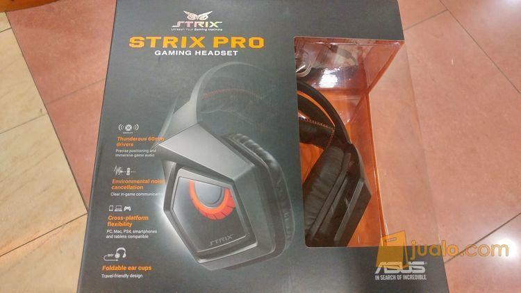 Asus ROG Strix Pro Gaming Headset (9954427) di Kota Jakarta Barat