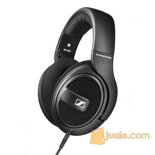 Sennheiser HD 569 -Around Ear Headphones with Inline mic (9954589) di Kota Jakarta Barat